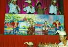 Mandalay Théâtre de marionnettes