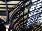 Toit de la gare de Londres