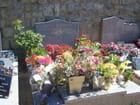 Tombe de jean Ferrat