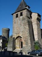 Tour & clocher à Allassac