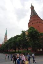 tour d'enceinte du Kremlin