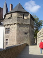 Tour du vieux donjon