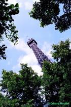 Tour Eiffel aout 2009