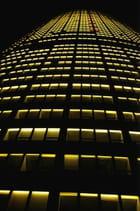 Tour Montparnasse de Nuit