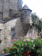 Tourelle centre ville médiéval de Quimper