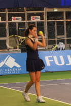 Tournoi de tennis - Les petits AS.