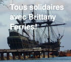 Tous solidaires avec Brittany Ferries!