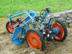 Tracteur de poche