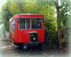 Train à vapeur De Dion Bouton