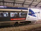Train régional TER.