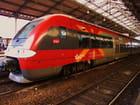Train SNCF - AGV - Languedoc.