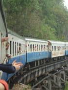 Trajet en train