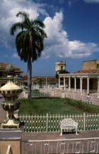 Trinidad : la Plaza Mayor