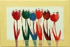 tulipes en style