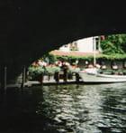 Un après-midi dans un canal à Bruges