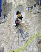 Un cadran à Saint Goustan