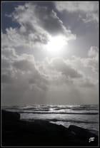 Un coin de soleil...