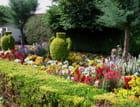 Un coin du jardin de l'Alcazar