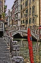 Un des ponts...Vénitien...
