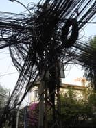 Un électricien SVP