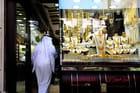 Un Emirati fait ses courses...
