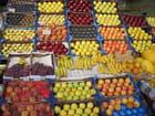 Un étal de fruits