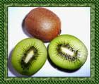 Un kiwi bien juteux