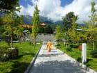 Un moine aux 3 pagodes