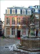 Un musée à Aix-la-Chapelle...