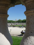 Un oeil sur le Panthéon