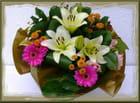 Un petit bouquet coloré