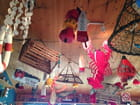Un plafond bien garni