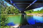 Un pont sur l'Adour