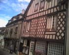 Un quartier moyenâgeux  de Chartres