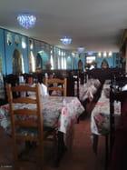 Un restaurant bien vide