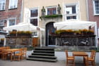 un restaurant de la rue Mariacka à Gdansk