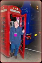 Philippe : un touriste à Londres d'vant la cathédrale de Westminster sort de l'anonymat.