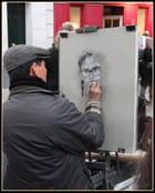 Un travail d'artiste