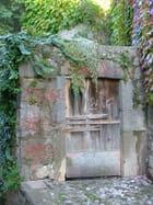 Un vieille porte
