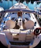 Un voilier prénommé ISABELINA.
