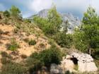 Une autre vue de la montagne Ste-Victoire