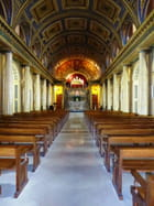 Une belle perspective (chapelle St Vincent de Paul)