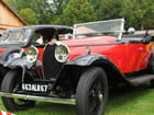 Une Bugatti pour Daniel GAHIDE
