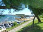 une des plages de Santander