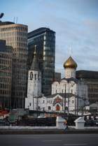 une église à Moscou