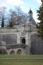 une entrée de la citadelle