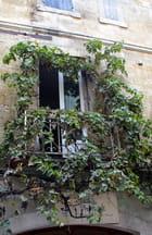 Une fenêtre champêtre