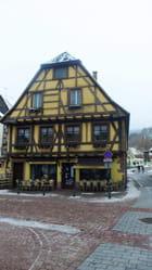 Une maison alsacienne