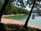 Une plage caraibe dans le jura