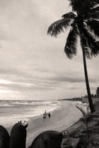 Une plage de Bahia
